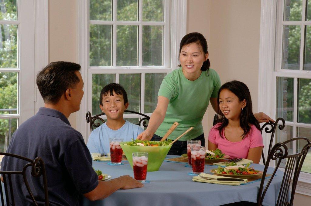 家族の日常