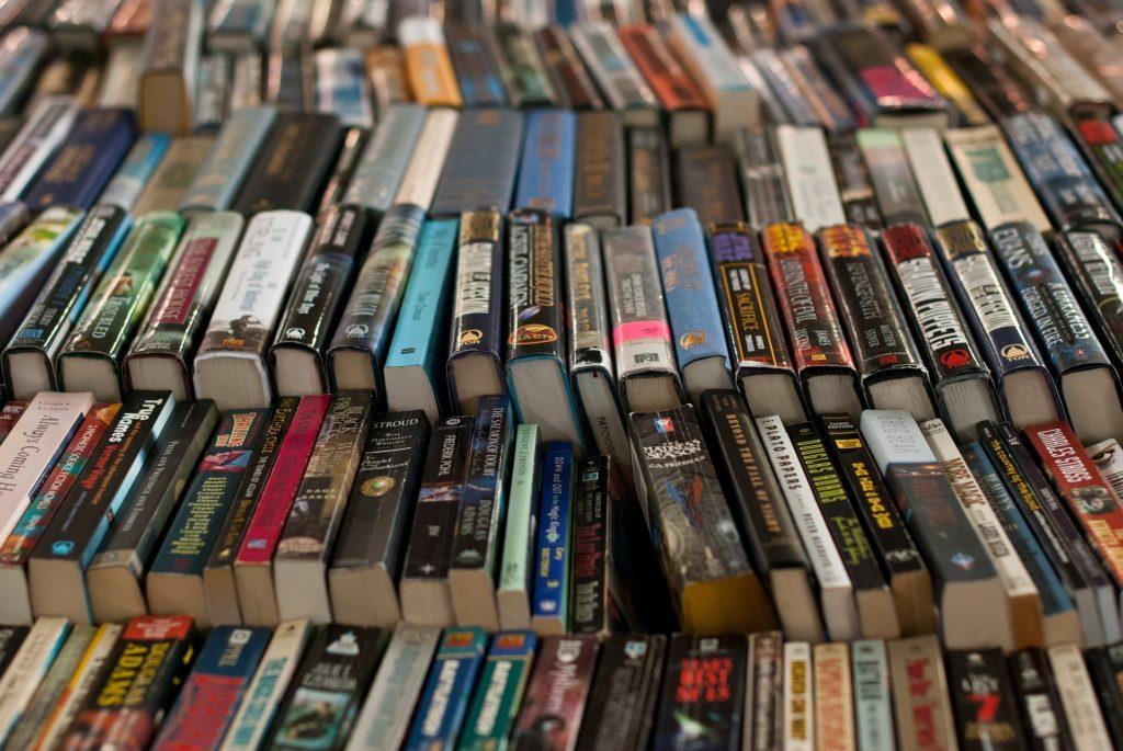 たくさんの英語の本