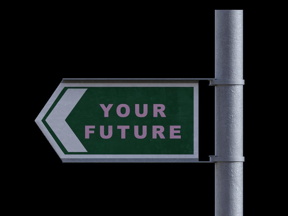 将来の選択